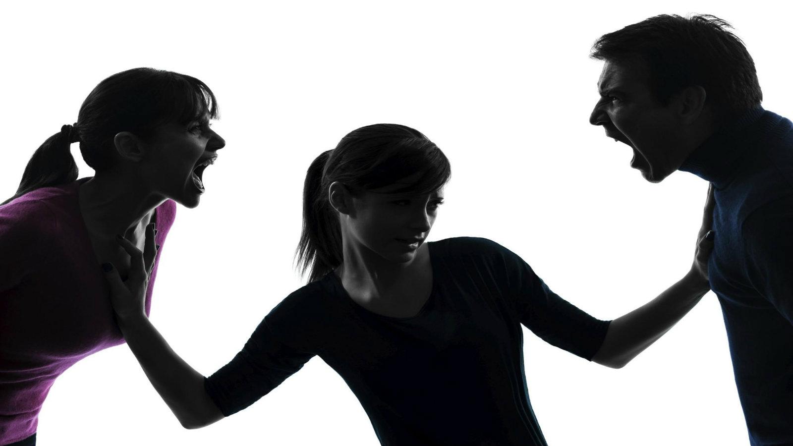 conflitto in famiglia come gestirlo