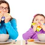 Come insegnare le buone maniere ai bambini?