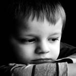 I figli in affido sono bambini in pezzi?