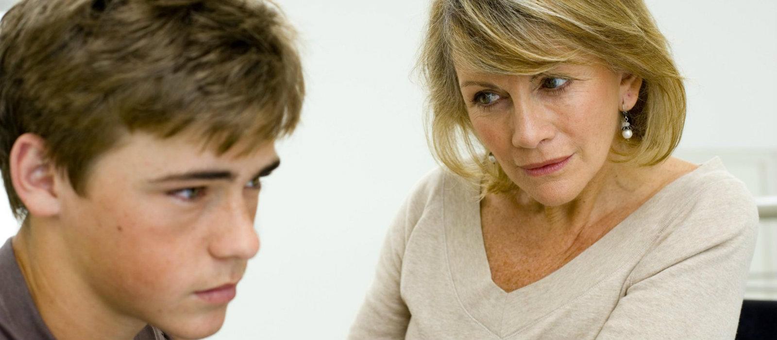 come affrontare l'adolescenza dei figli