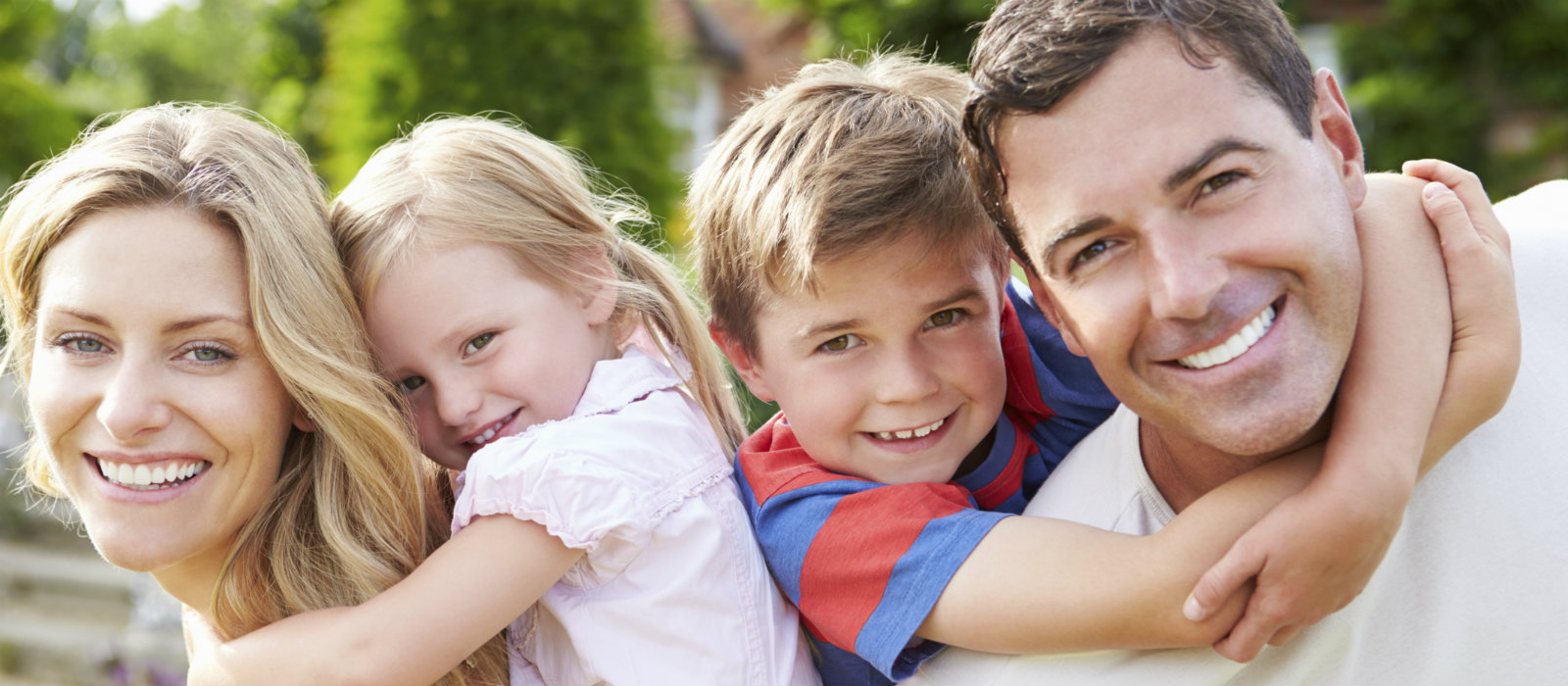 dare il buon esempio ai figli
