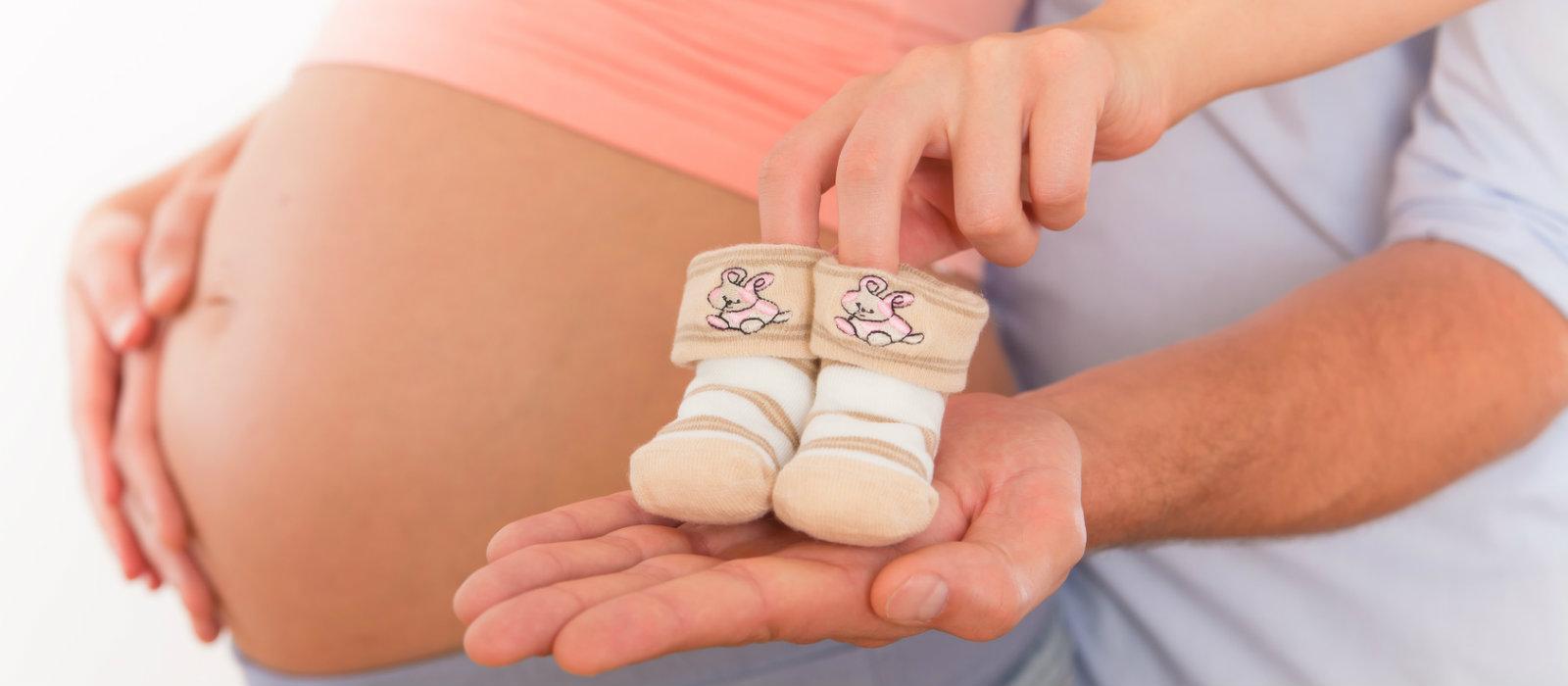 il corredino del neonato