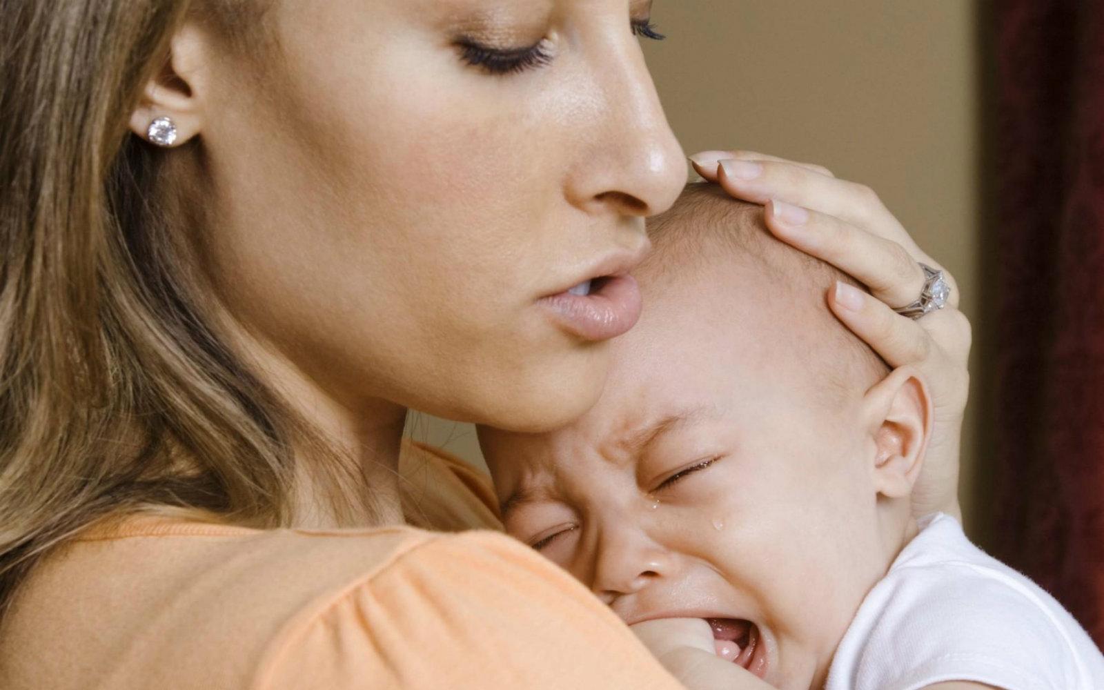 i rimedi per le coliche del bambino