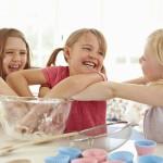 Perché cucinare con i bambini?
