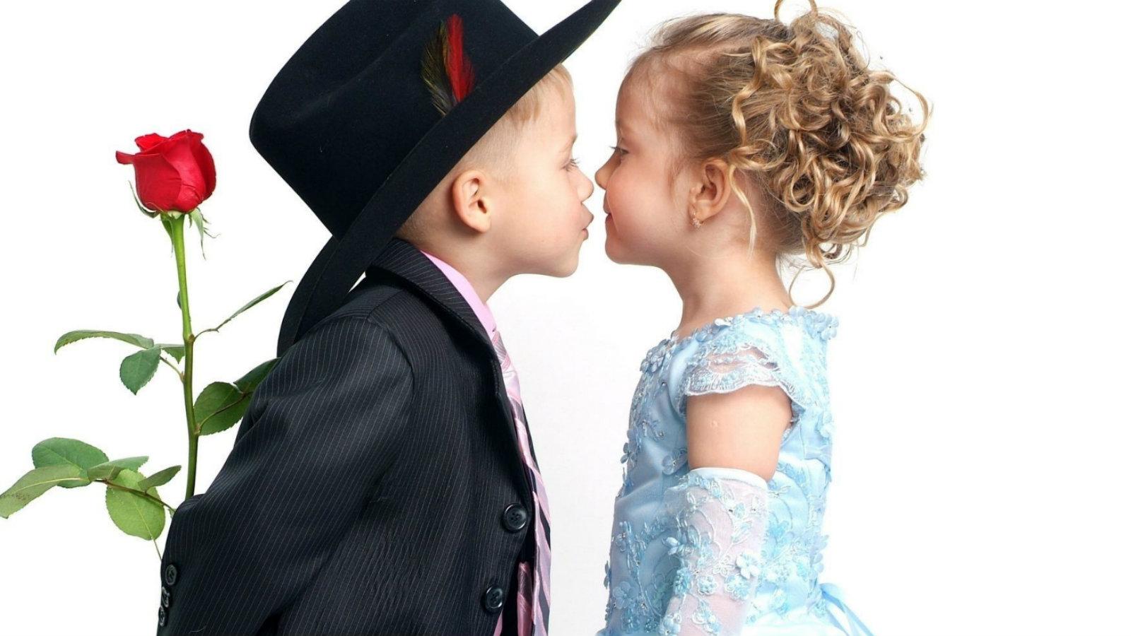 lo sviluppo della sessualità nei figli
