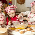 Tre semplici ricette da fare con i bambini