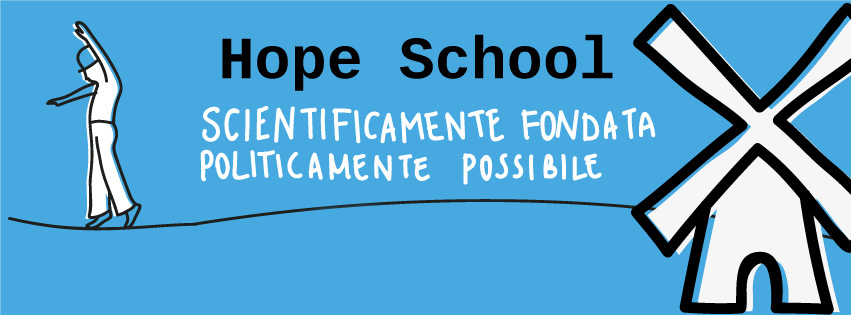 La Hope School di edizioni la meridiana