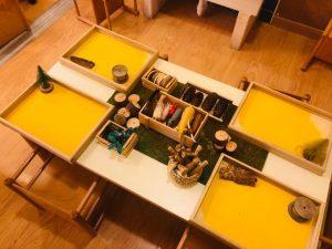 Un mondo in miniatura per ogni bambino: sviluppare la creatività e l'emotività
