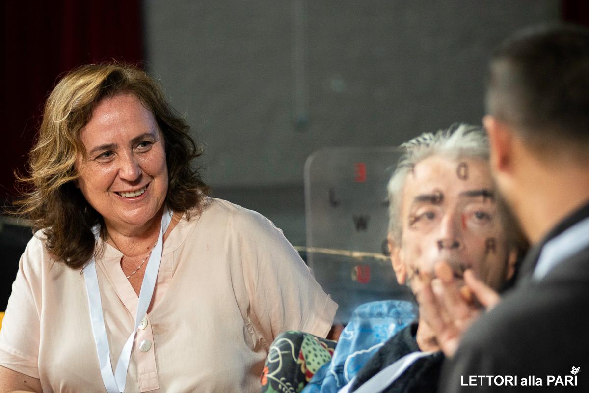 Foto di Elvira Zaccagnino e Claudio Imprudente
